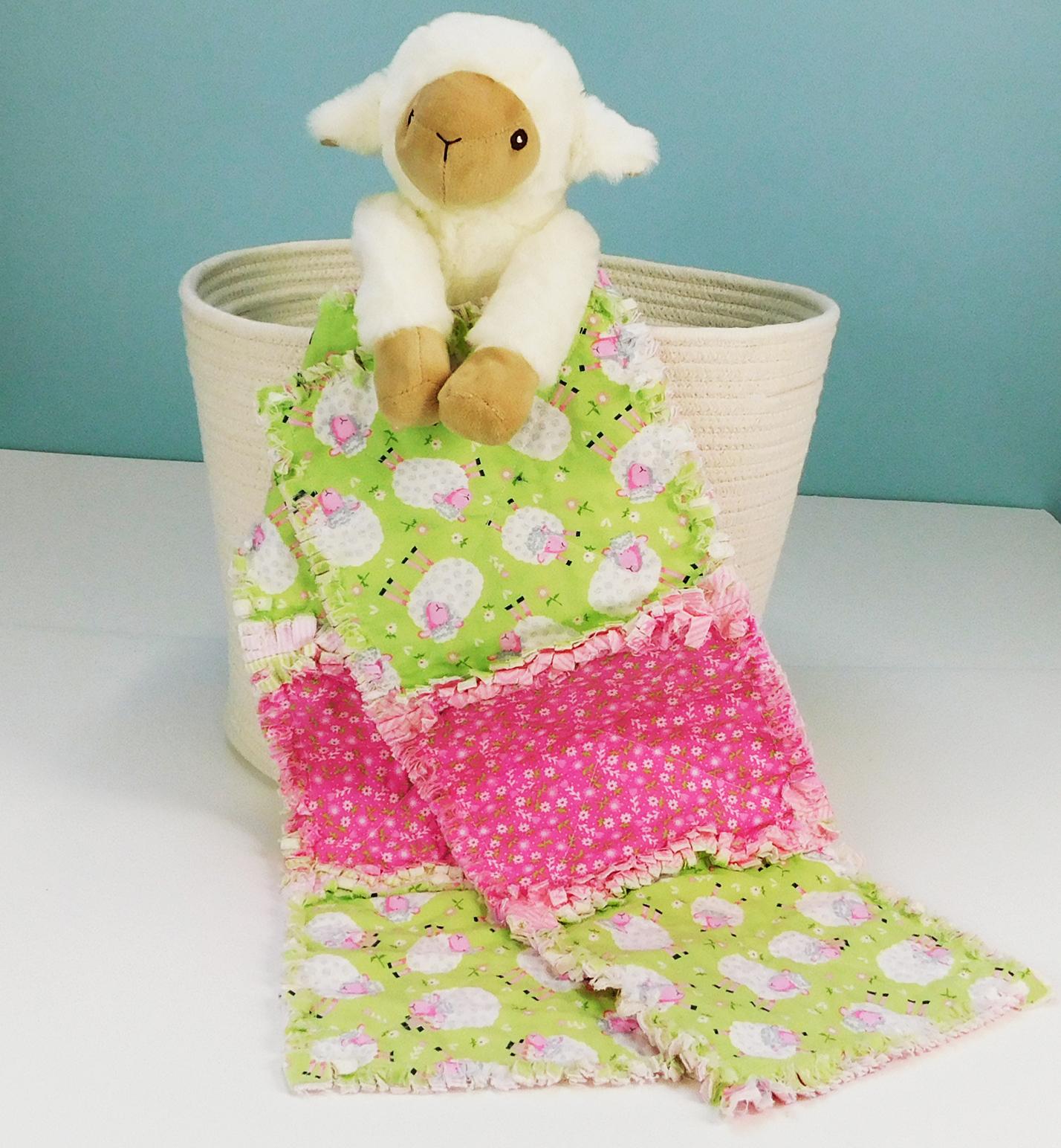 Burp-cloths-set-of-2