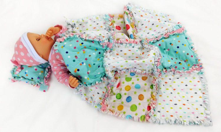 doll-blanket-pillow-set