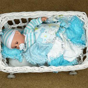blue-doll-blanket